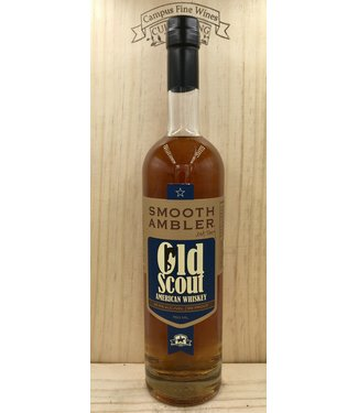 Smooth Ambler Old Scout Whiskey 750ml