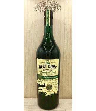 West Cork Glen Garriff Peat Charred Irish Whishkey 750mL