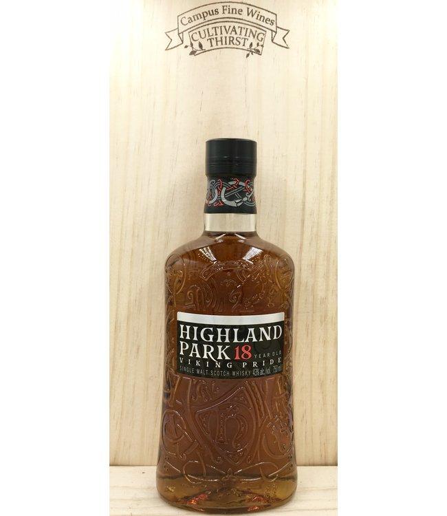 Highland Park 18Yr 750ml