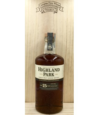 Highland Park 25Yr 750ml