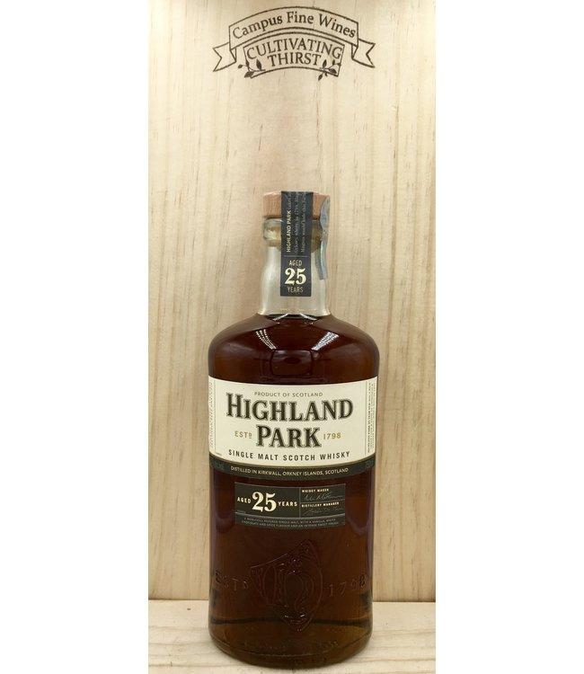Highland Park 25Yr 750ml