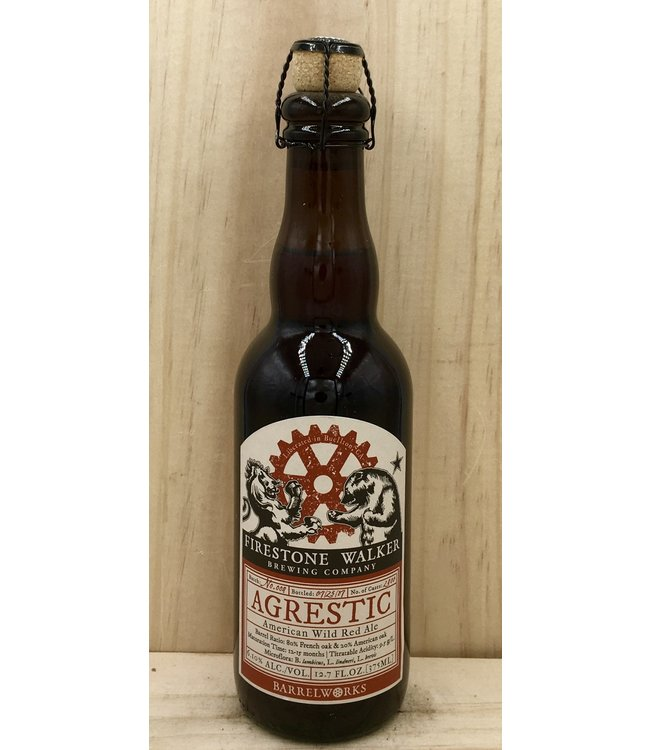 Firestone Walker Agrestic 375ml bottle