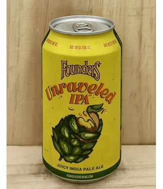Founders Unraveled IPA 12oz can 6pk