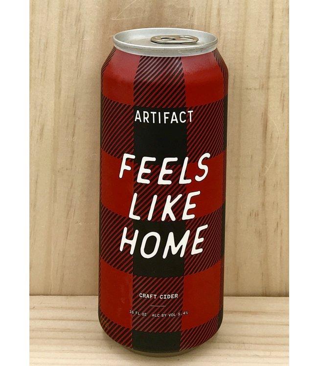 Artifact Feels Like Home 16oz can 4pk