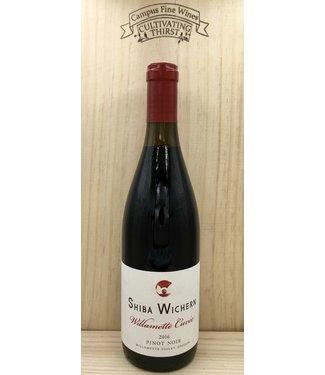 Shiba Wichern Willamette Cuvée Pinot Noir 2016 750mL