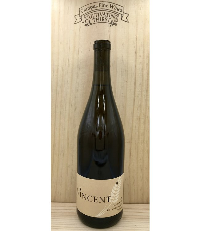 Vincent Willamette Chardonnay 2018 750mL