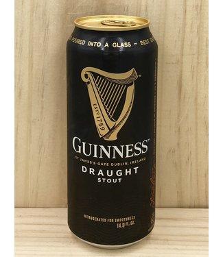 Guinness Pub Draft 16oz can 8pk