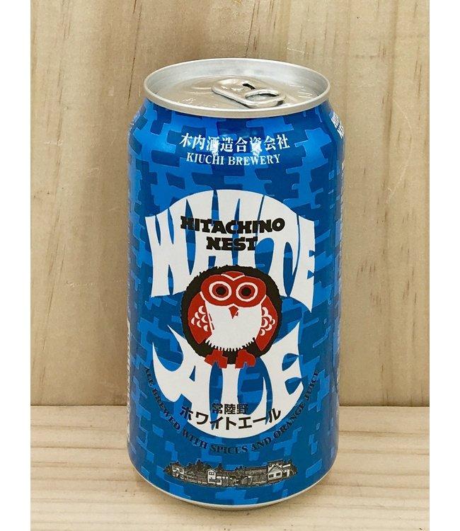 Hitachino White 12oz can 4pk