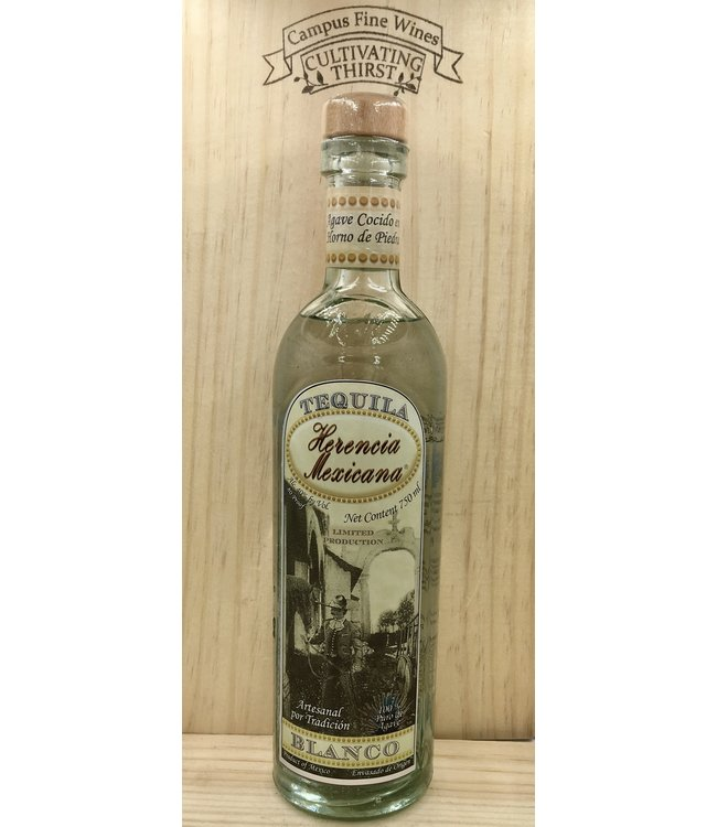 Herencia Mexicana Tequila Blanco
