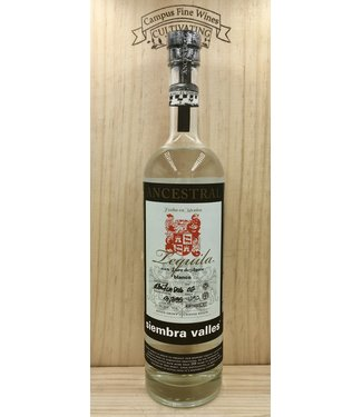 Siembra Valles Ancestrale Blanco Tequila
