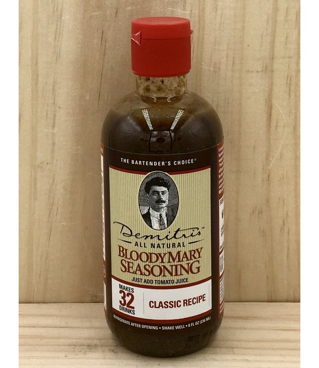 Demitri's Classic Bloody Mary Concentrate