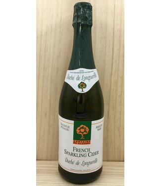 Duche de Longueville Apple Cider Non-Alcoholic 750mL