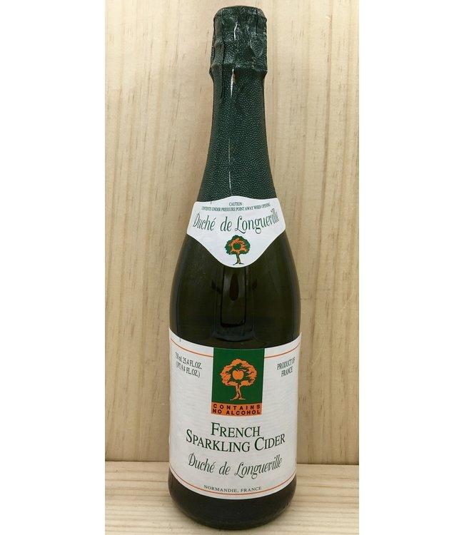 Duche de Longueville Apple Cider Non-Alcoholic 750mL