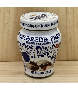 Fabbri Amarena Cherries in Syrup Jar 8oz