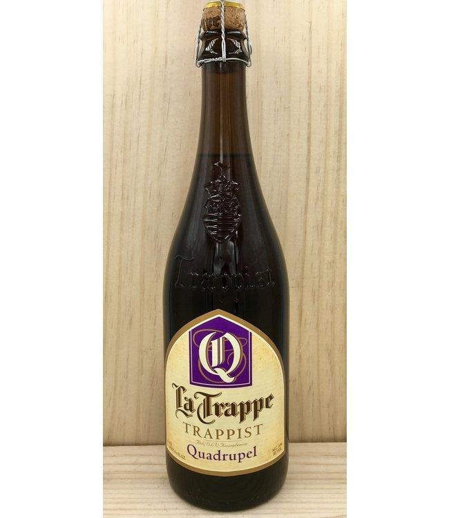 La Trappe Trappist Quadrupel 750ml