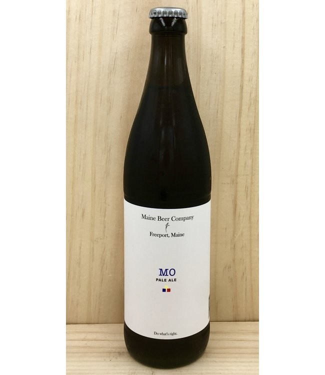 Maine Beer Company Mo Pale Ale 16.9oz