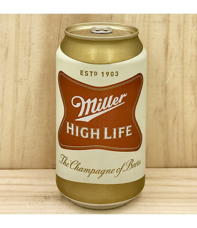 Miller High Life 12oz can 30pk