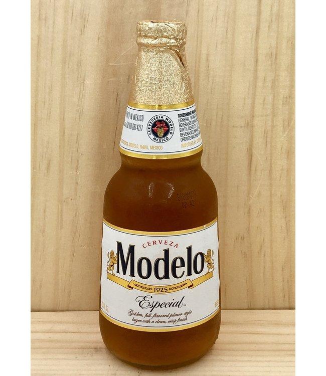 Modelo Especial 12oz bottle 6pk