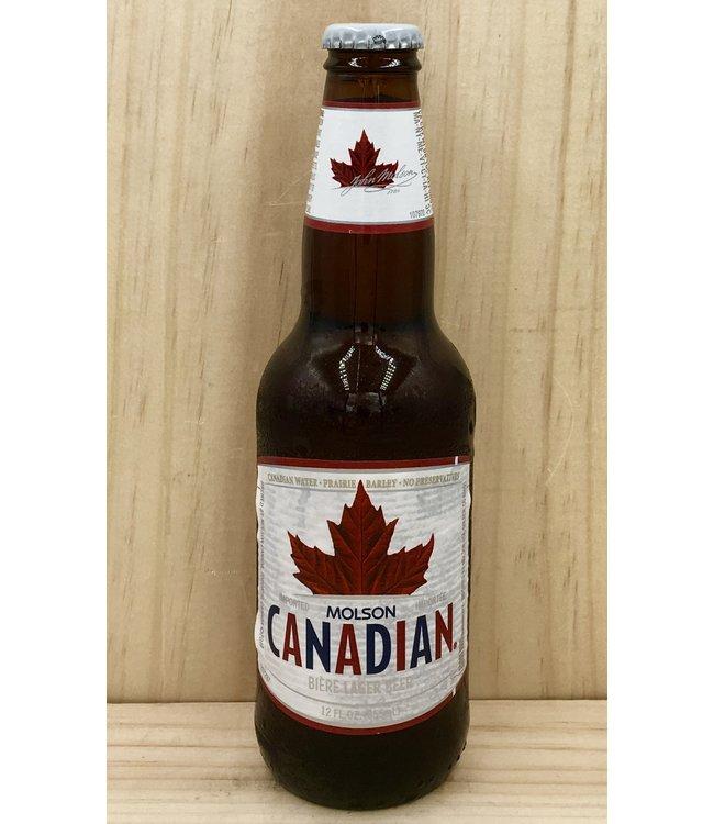 Molson Canadian 12oz bottle 6pk