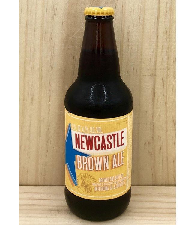 Newcastle Brown Ale 12oz bottle 6pk