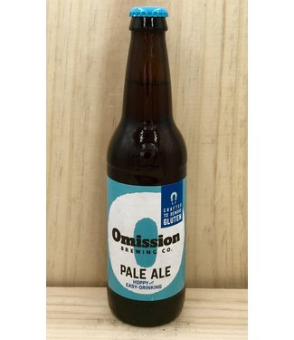 Omission Pale ale 12oz bottle 6pk