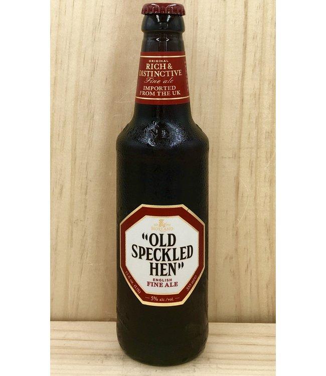 Old Speckled Hen Ale 12oz bottle 6pk