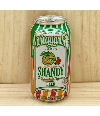 Narragansett Del's Mango 12oz can 6pk