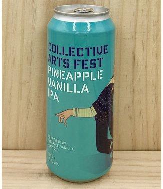 Collective Arts Pineapple Vanilla IPA 16oz can 4pk