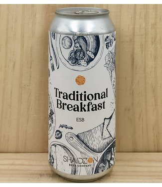 Shaidzon Traditional Breakfast ESB 16oz can 4pk