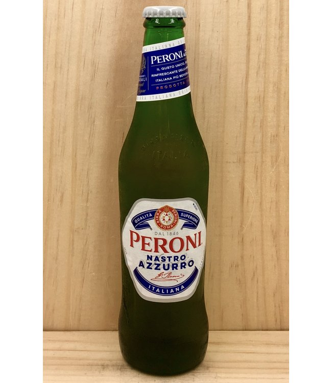 Peroni Birra 12oz bottle 6pk