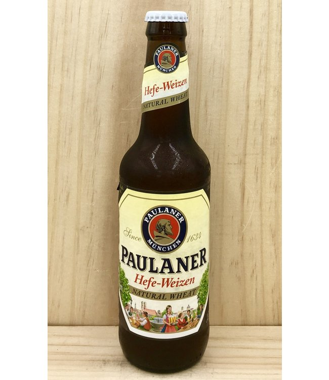 Paulaner Hefeweizen 12oz bottle 6pk