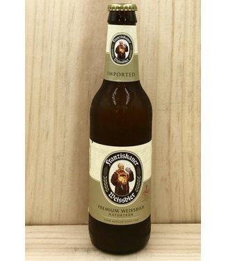 Franziskaner Hefeweiss 12oz bottle 6pk