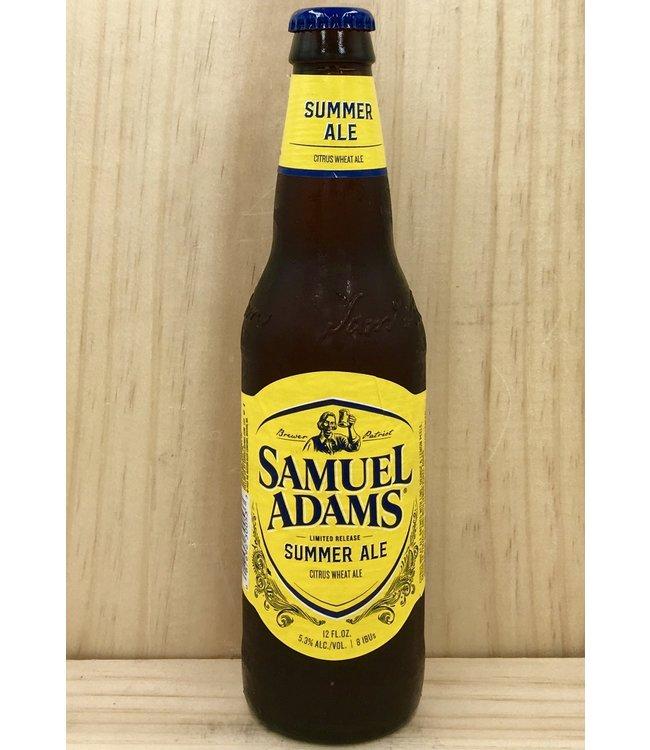Sam Adams Summer Ale 12oz bottle 6pk