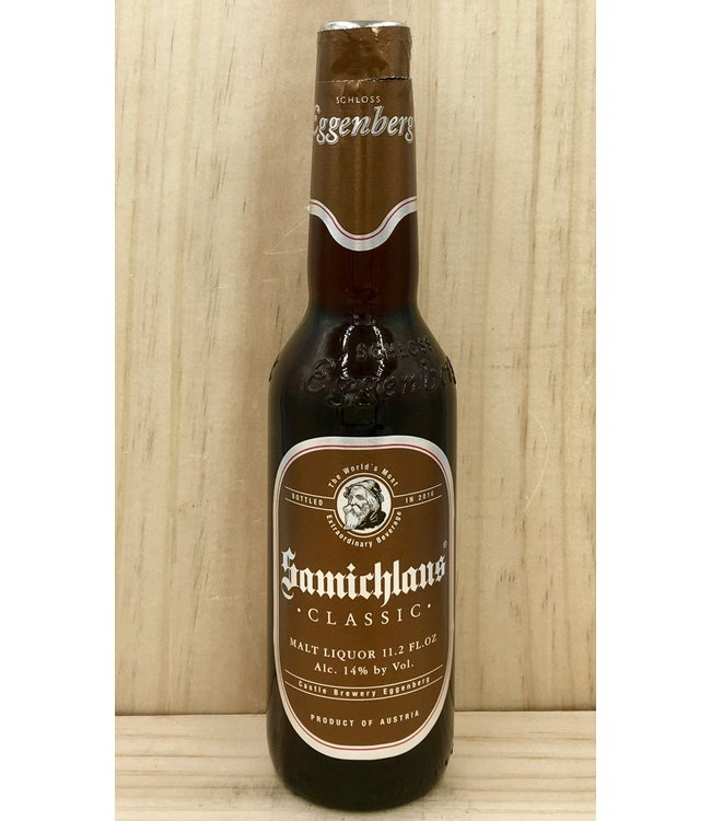 Samichlaus 11.2oz bottle 4pk