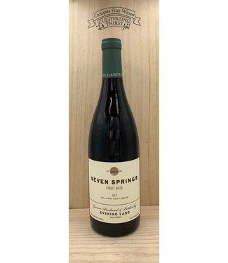Evening Land Seven Springs Pinot Noir 2017 750mL