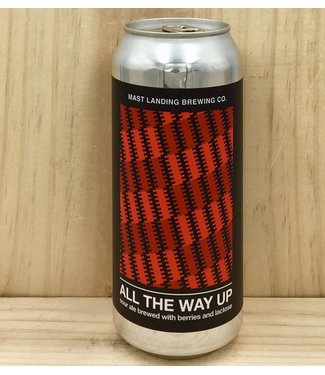 Mast Landing All the Way Up sour ale 16oz can 4pk