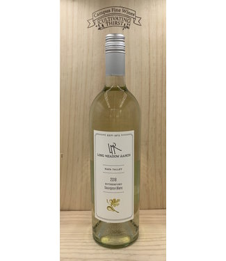 Long Meadow Ranch Estate Grown Sauvignon Blanc 2018 750mL