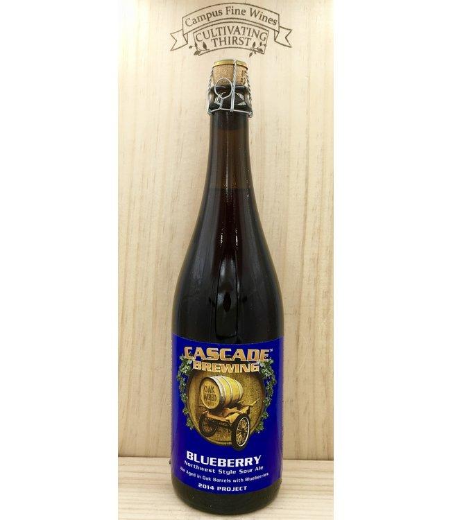 Cascade Blueberry Sour Ale 750ml