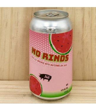 Black Hog No Rinds Watermelon juice ale 12oz can 6pk