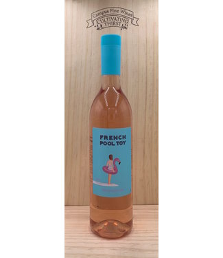 French Pool Toy Rose 2019 750mL