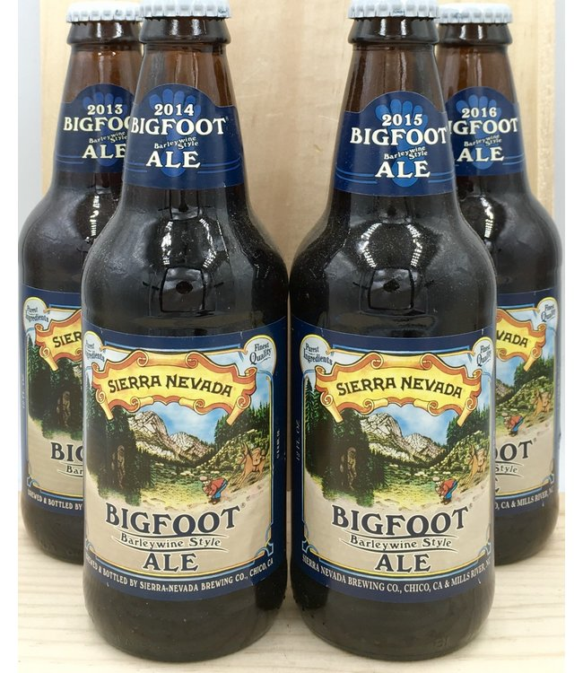 Sierra Nevada Bigfoot Vertical 12oz bottle 4pk
