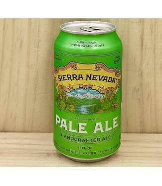 Sierra Nevada Pale Ale 12oz can 12pk
