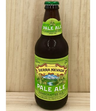Sierra Nevada Pale Ale 12oz bottle 6pk
