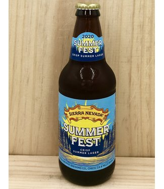 Sierra Nevada Summerfest 12oz bottle 6pk