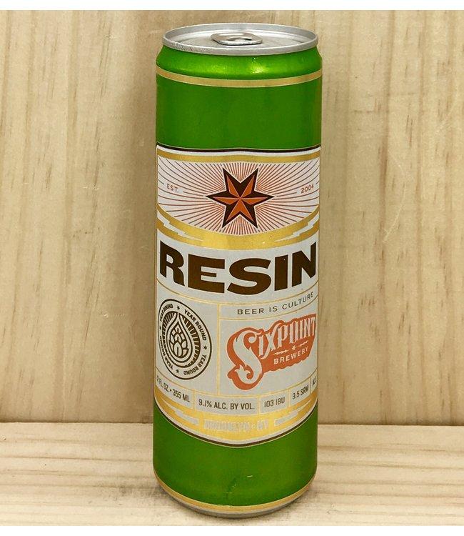 Sixpoint Resin 12oz can 6pk