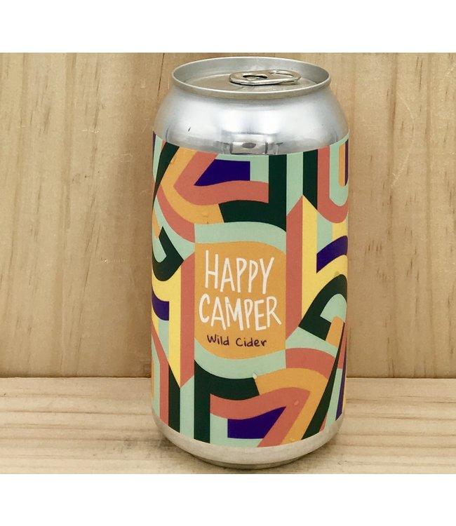Old Westminster Happy Camper wild cider 12oz can 4pk
