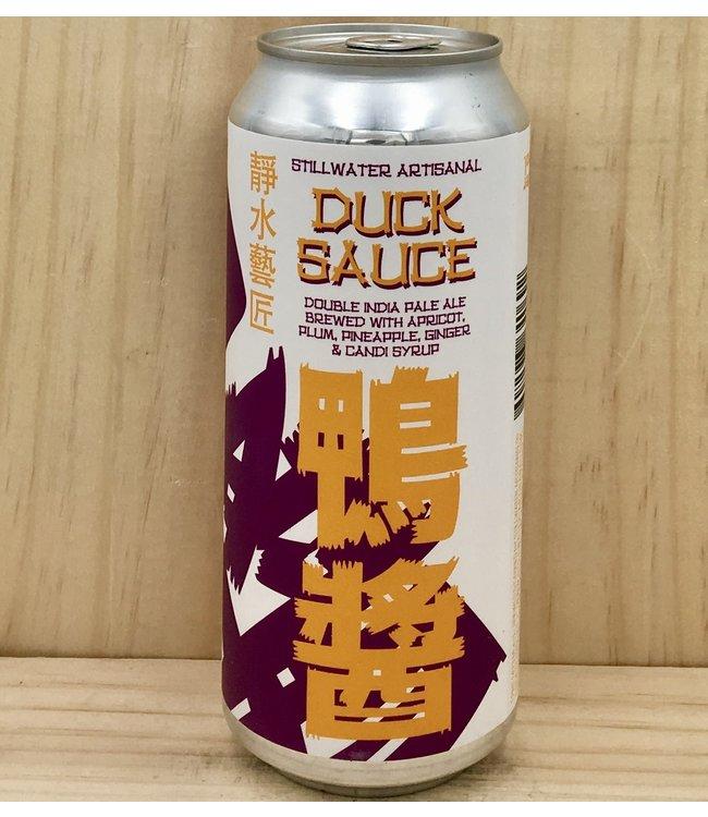 Stillwater Duck Sauce 16oz can 4pk