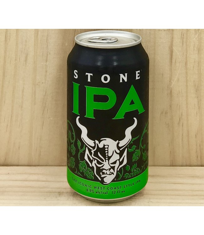 Stone IPA 12oz can 12pk
