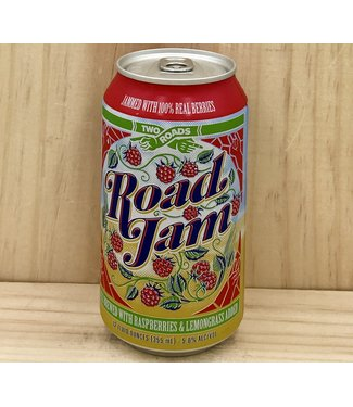 Two Roads Road Jam 12oz can 6pk