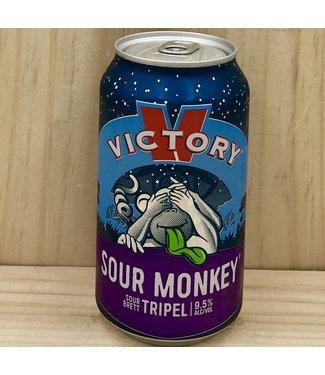 Victory Sour Monkey sour tripel 12oz can 6pk
